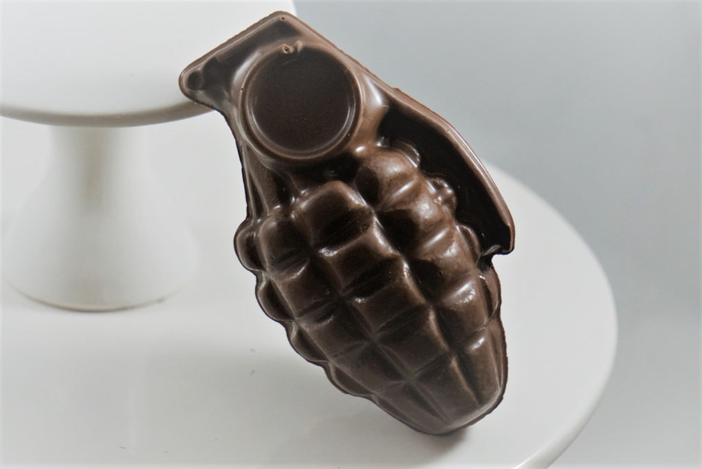 Semisolid Chocolate Grenade