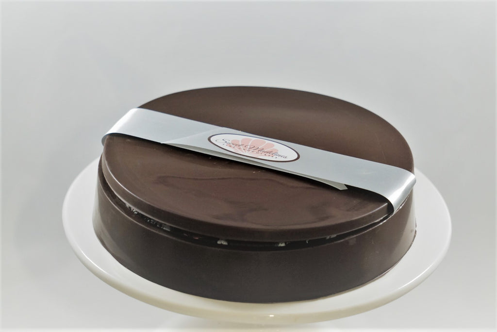 Large Circle Edible Box