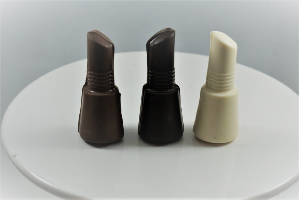 Solid Chocolate Nail Polish Set