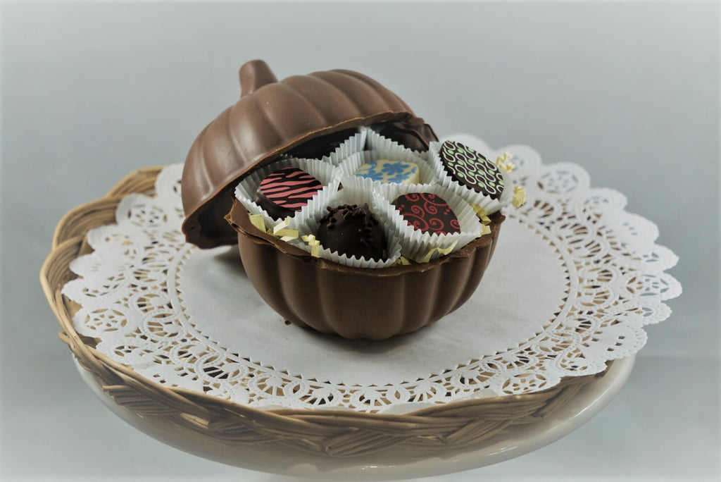 Pumpkin Truffle Favor