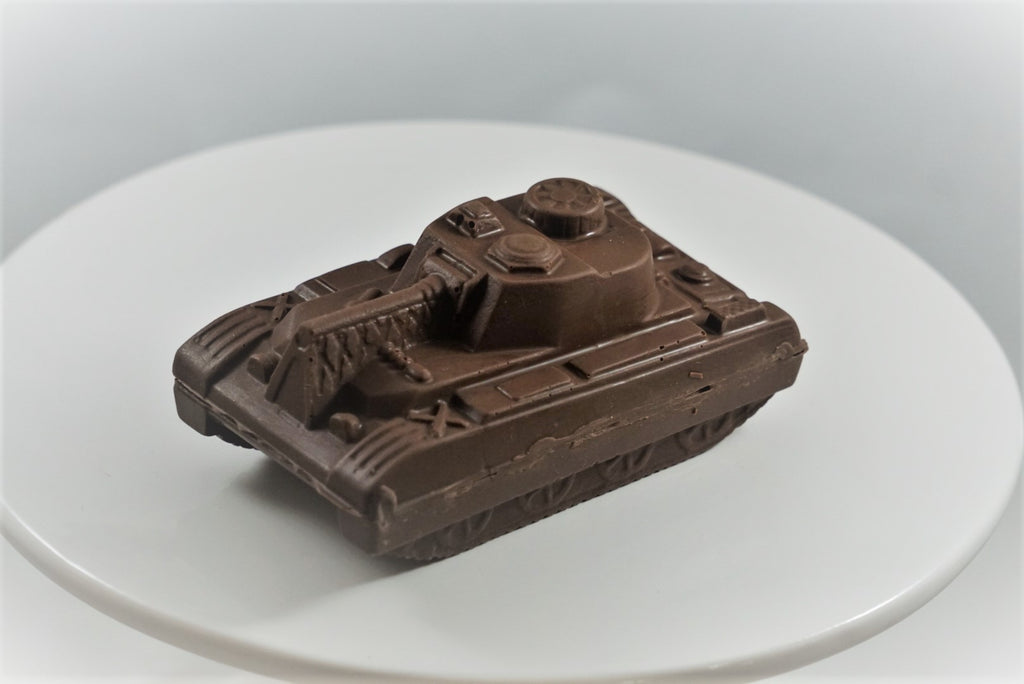 Chocolate War Tank