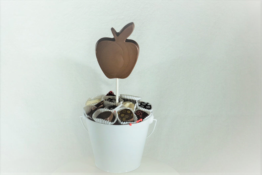 Teacher's Apple Basket