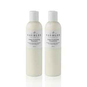 Color protecting shampoo and conditioner system - Sayblee Hair Growth Treatment Products