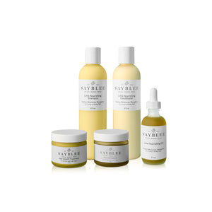 Lime Nourishing Complete System - Sayblee Hair Growth Treatment Products