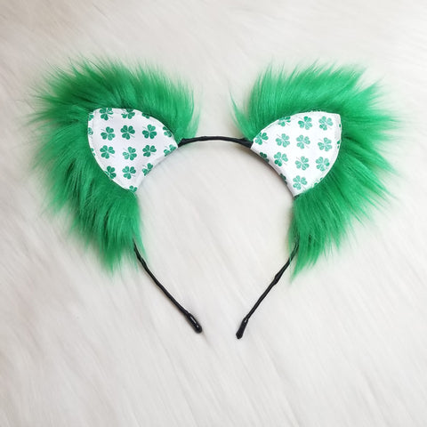 Shake Your Shamrock Kittycorn Ears