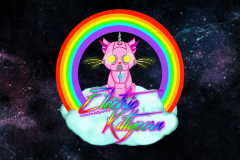 Electric Kittycorn Gift Card