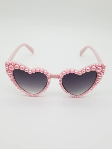 Baby Spice Heart Kittycorn Sunnies