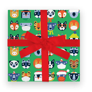 Gift Wrap - A Very Covid Christmas