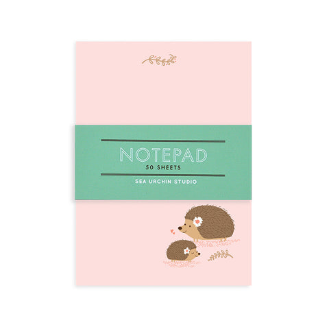 Notepad - Hedgehog