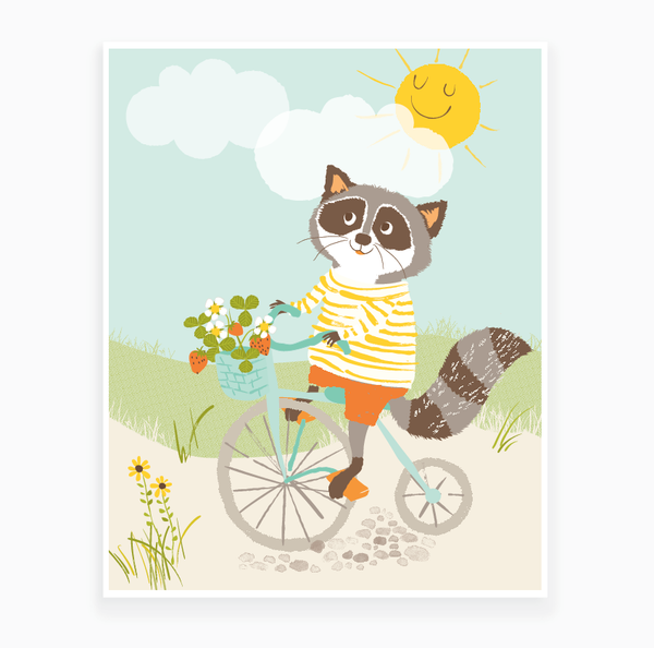 Sunny Day print