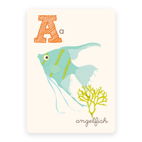 Angelfish | ABC Card