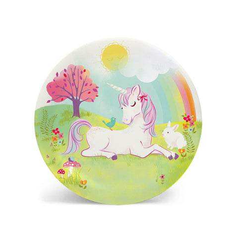 Plate | Unicorn (non-personalized)