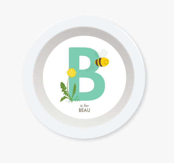 BOWL | B is for BEE