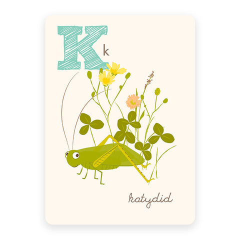 Katydid | ABC Card