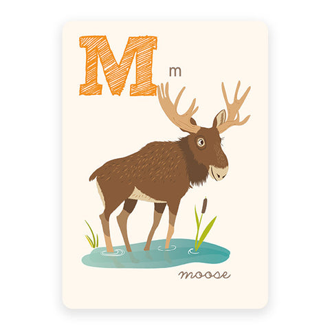 Moose | ABC Card