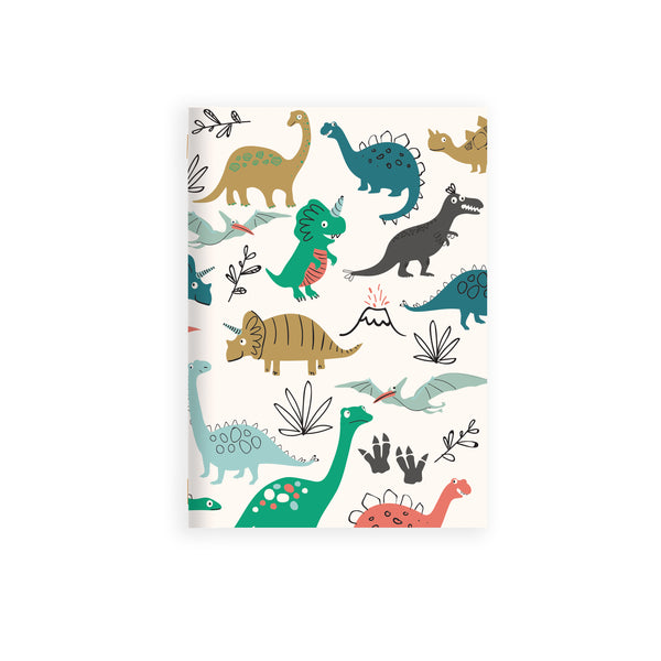 Notebook/Sketchbook - Dinosaurs