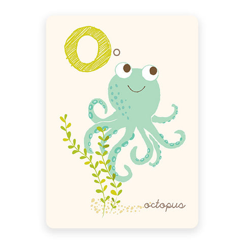 Octopus | ABC Card
