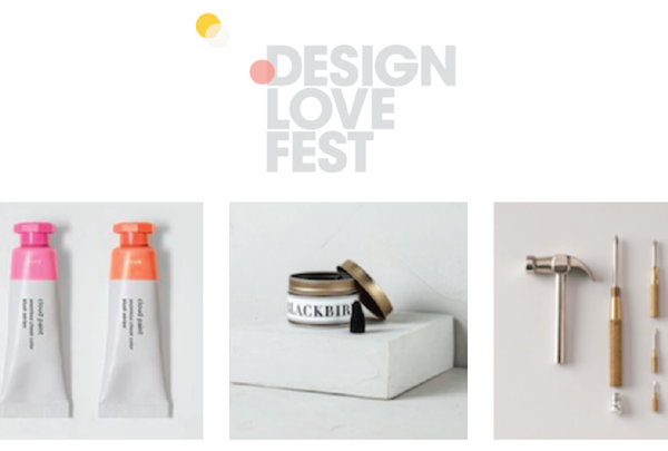 Design Love Fest features Blackbird Incense in Holiday Gift Guide