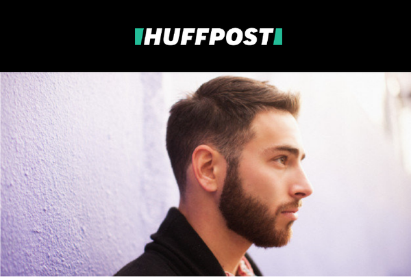 As seen in HuffPost: Blackbird Beard Oil