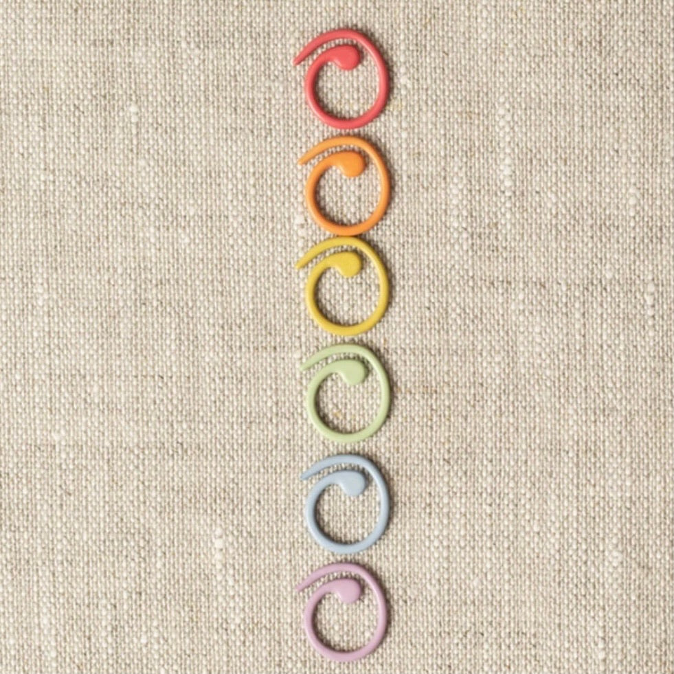 Cocoknits - Split Ring Stitch Markers