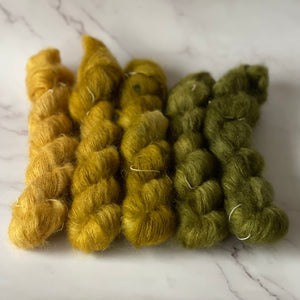 The Shire Fade - Dyed to order