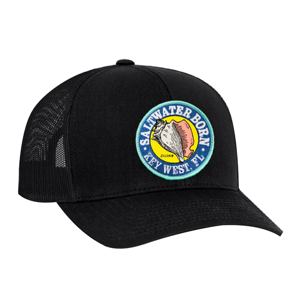 Structured Mesh Trucker Hat