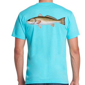 Vintage Redfish Soft Tee