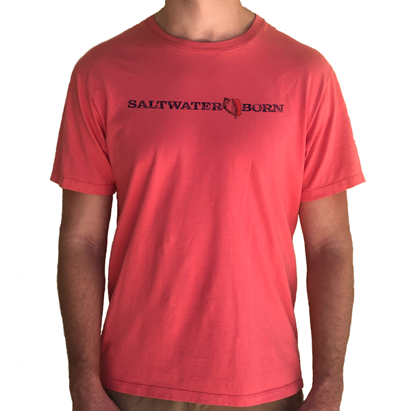 Saltwater Born Signature Series Organic Cotton Tee