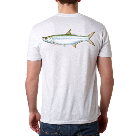 Vintage Key West Tarpon Soft Tee