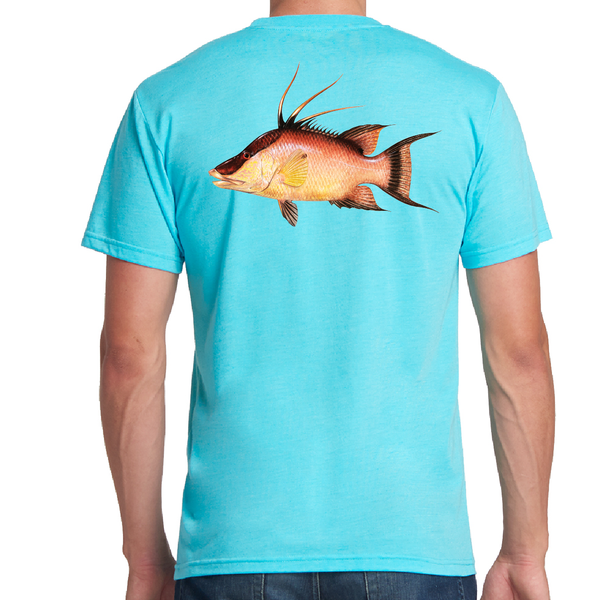 Vintage Hogfish Soft Tee