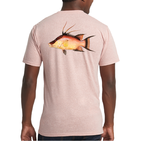 Vintage Siesta Key Hogfish Soft Tee