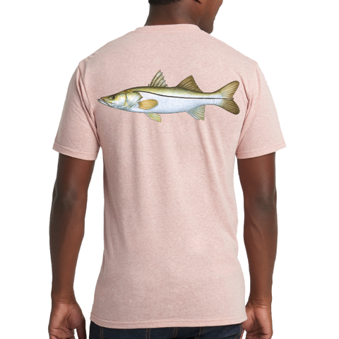 Vintage Siesta Key Snook Soft Tee