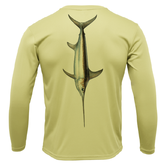 Trophy Sword Long Sleeve UPF 50+ Dry-Fit Shirt