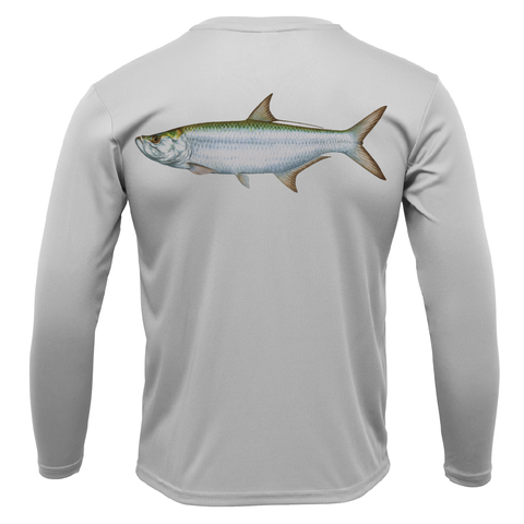 Tarpon Long Sleeve UPF 50+ Dry-Fit Shirt