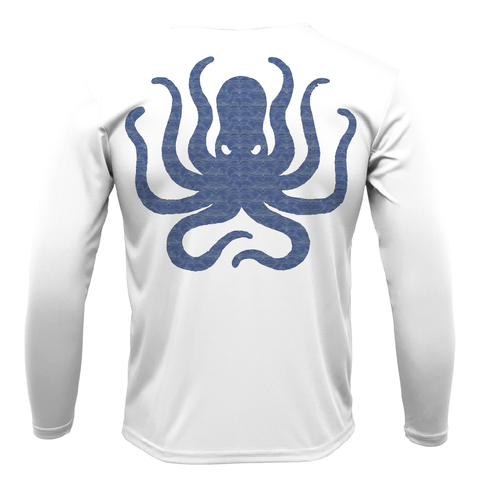 Kraken Long Sleeve UPF 50+ Dry-Fit Shirt