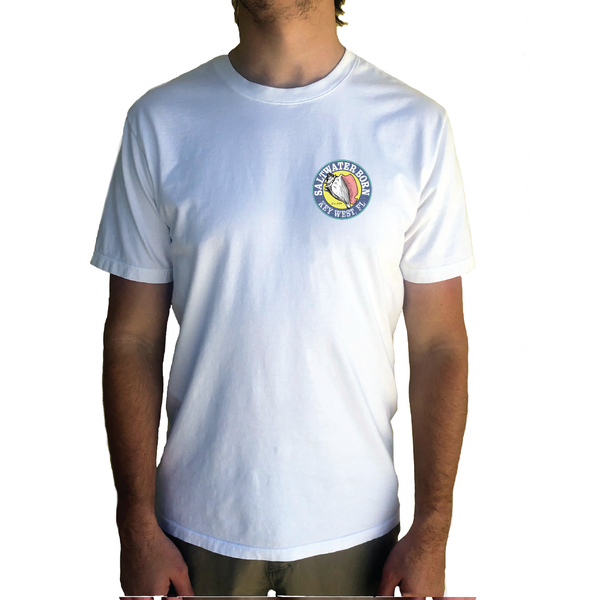 Saltwater Born Organic Cotton Tee