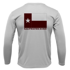 College Station Long Sleeve UPF 50+ Dry-Fit Shirt