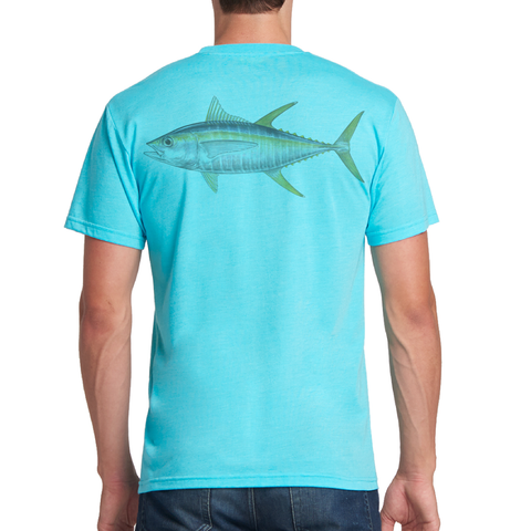 Vintage Yellowfin Tuna Soft Tee