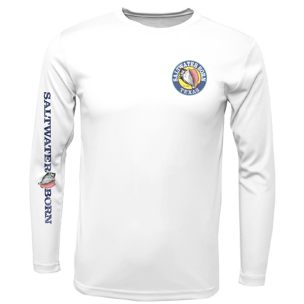 Waco Long Sleeve UPF 50+ Dry-Fit Shirt