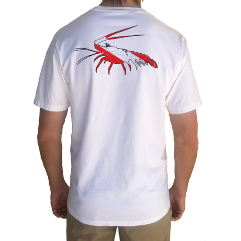 Florida Lobster Diver Organic Soft Tee