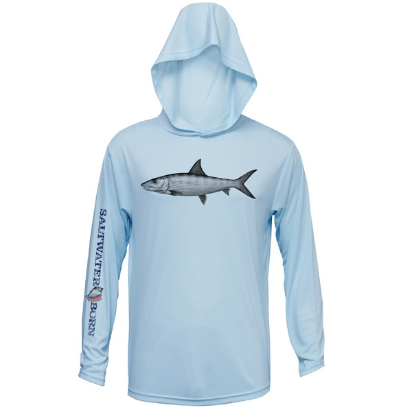 Bonefish Long Sleeve UPF 50+ Dry-Fit Hoody