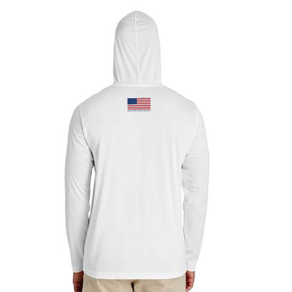 Hogfish Long Sleeve UPF 50+ Dry-Fit Hoody