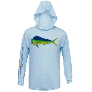Mahi Long Sleeve UPF 50+ Dry-Fit Hoody