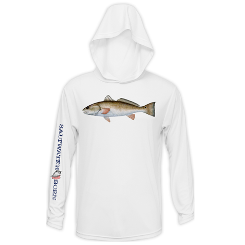 Redfish Long Sleeve UPF 50+ Dry-Fit Hoody