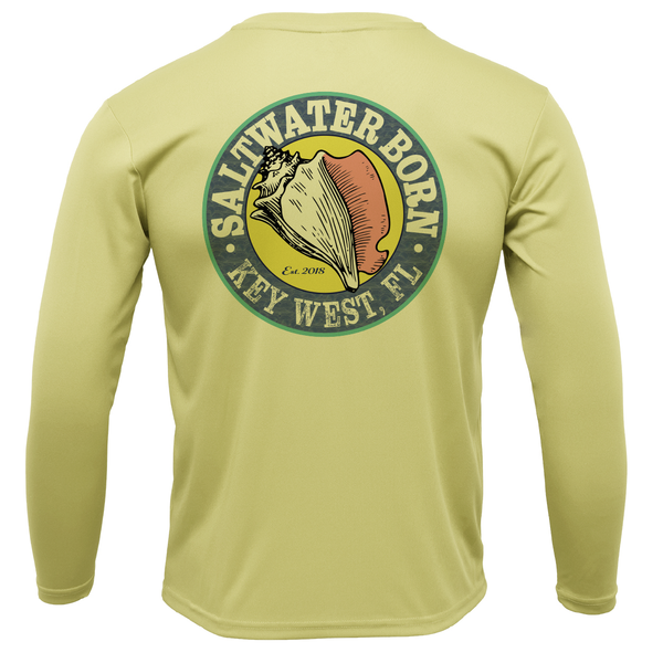 State of Florida Long Sleeve UPF 50+ Dry-Fit Shirt