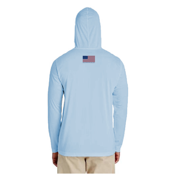Conch Republic Long Sleeve UPF 50+ Dry-Fit Hoody