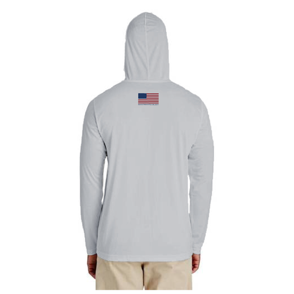 Hogfish Boys Long Sleeve UPF 50+ Dry-Fit Hoody