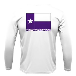 Fort Worth Long Sleeve UPF 50+ Dry-Fit Shirt