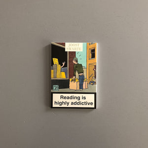 Joost Swarte: Reading Is Highly Addictive (Postcard Set)