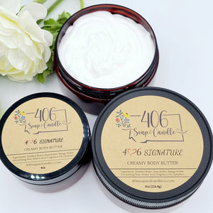 406 Signature Body Butter